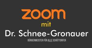 Zoom mit Dr. Schnee-Gronauer